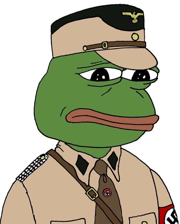 Pepe The Frog Is Now A Hate Symbol Bombthrowers